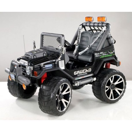 PEG PEREGO Jeep Gaucho Superpower 24V