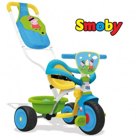 NN SMOBY Rowerek Be Move Confort Peppa Pig